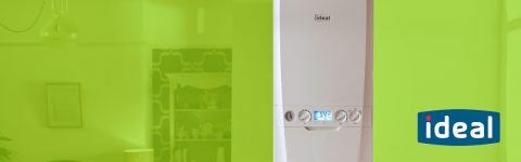 Ideal Logic ERP 30kw (Heat Only) Boiler
